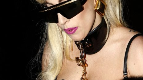 Hot Shots: Lady GaGa Meets 'Monsters' In Melbourne