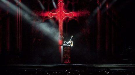 Hot Shots: Madonna Kicks Off Controversial 'MDNA Tour'