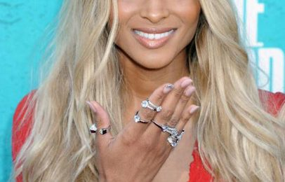 Hot Shot:  Ciara Has Fans Seeing Red At MTV Movie Awards