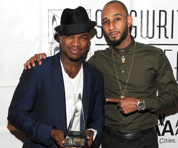 neyo swizz beats Hot Shot: Ne Yo Honored At Songwriters Hall Of Fame Ceremony