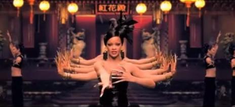 Official Video: Coldplay & Rihanna - 'Princess Of China'