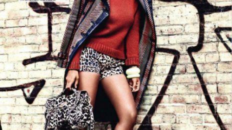 Hot Shots: Solange Stuns For 'French Glamor'