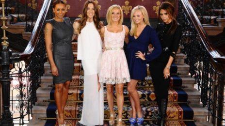 Hot Shot: Spice Girls Reunite
