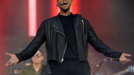 Watch: Usher Makes Summertime Ball 'Scream' & 'Climax'