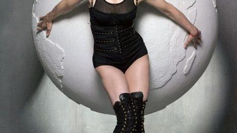 Madonna's 'MDNA World Tour' Set To Break Box Office Records