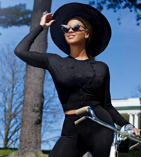 Beyonce TGJ Watch: Beyonce Debuts New Look