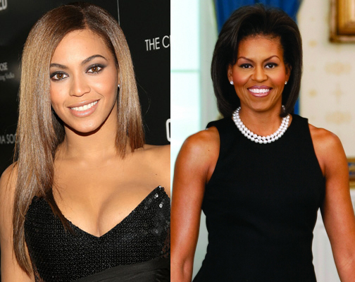 Beyonce Michelle Watch: Beyonce Praises Michelle Obama