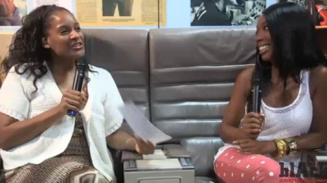 Brandy Addresses Joint Tour With Monica, Frank Ocean's 'Announcement', & More