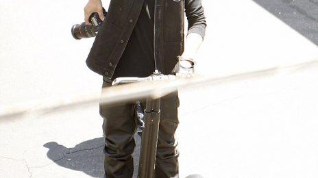 Hot Shots: Justin Bieber Shoots 'As Long As You Love Me' Video