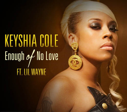 KeyshiaColeEnoughOfNoLove1 ThatGrapeJuice New Song: Keyshia Cole   Enough Of No Love (Ft Lil Wayne)
