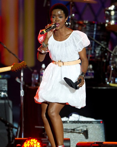 Lauryn Hill Lauryn Hill Wows Fans At 4th Of July Jam