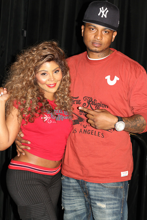 Lil Kim and New Boyfriend
