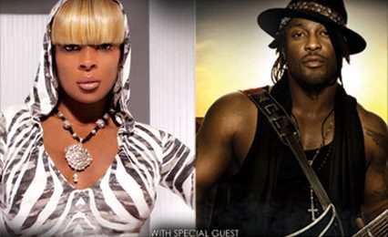 Mary J. Blige And D'Angelo Release 'Liberation Tour' Dates
