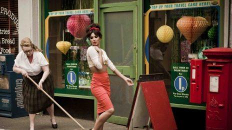 Hot Shots: Cheryl Cole 'Under The Sun' Video Stills