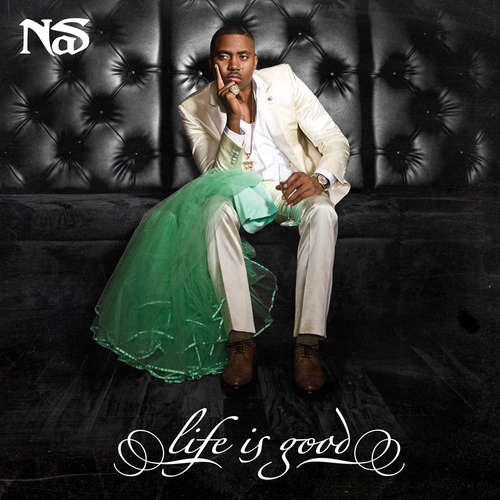 Life Is Good : Nas Scores First UK Top Ten