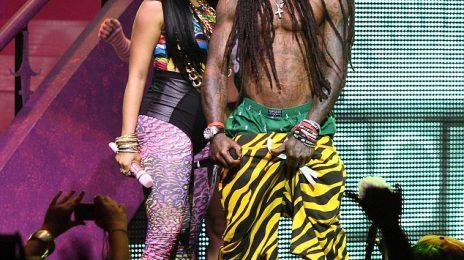 Watch : Lil Wayne Joins Nicki Minaj For 'Pink Friday' Spectacle