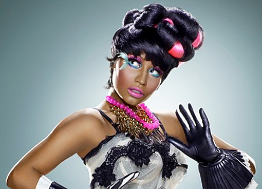 Nicki Minaj Pink Friday That Grape Juice UK Charts : Nicki Minaj Enjoys Sales Boost / Drops Ball With Pound The Alarm