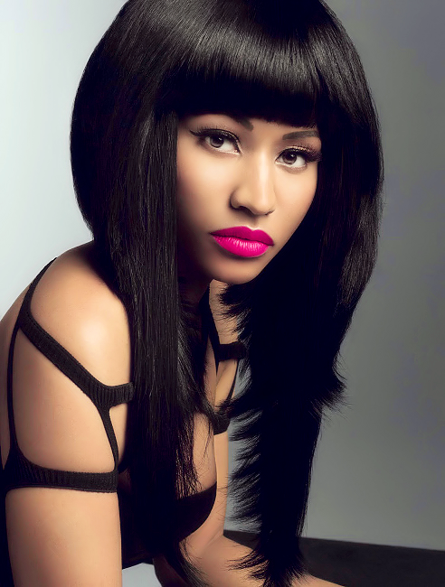 Nicki Minaj ThatGJ Pound The Alarm : Nicki Minaj Continues Ascent On UK Charts