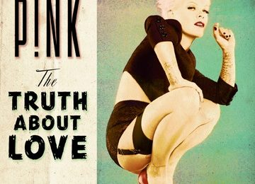 Hot Shot: Pink Releases 'The Truth About Love' Album Cover