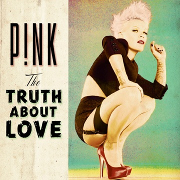 Pnk Album Artwork Truth About Love Hot Shot: Pink Releases The Truth About Love Album Cover
