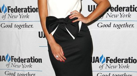 Hot Shots: Rebecca Ferguson Beams At 'Visionary Luncheon'