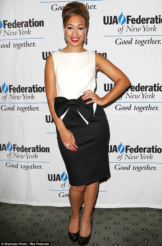 Rebecca Ferguson Visionary Luncheon Hot Shots: Rebecca Ferguson Beams At Visionary Luncheon