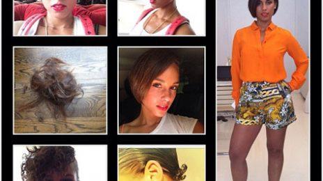 Hot Shot: Alicia Keys Debuts New Short Do