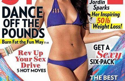 Hot Shots:  Jordin Sparks Shows Off Her 'Shape'