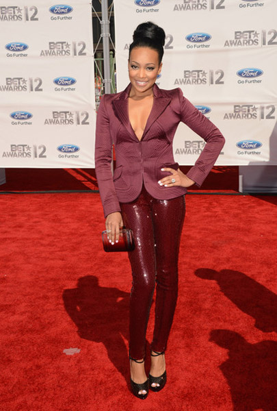 bet awards 2012 arrivals 30 2012 BET Awards:  Red Carpet Arrivals