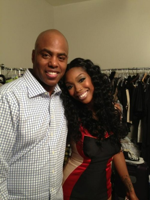 brandy put it down22 e1341966334386 Hot Shots: Brandy & Chris Brown Shoot Put It Down Video