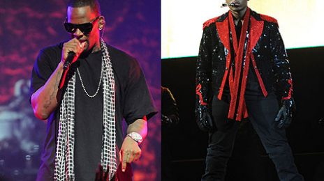 New Song: Chris Brown & R. Kelly - 'Sweet Love (Remix)'