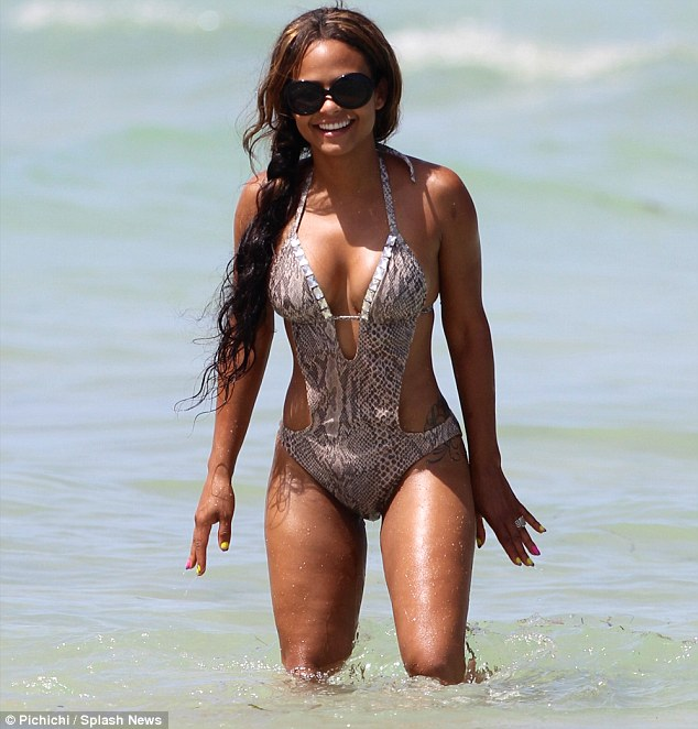 christina m sizzles in miami 2
