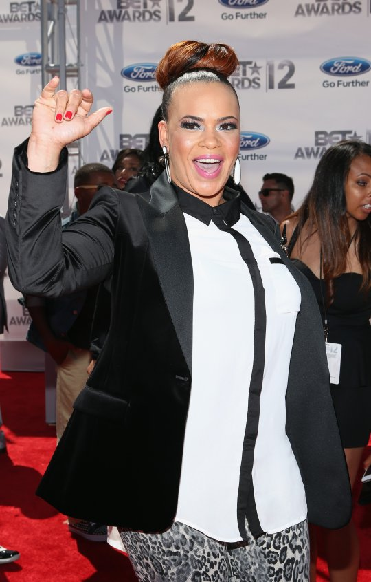 faithevansBET2012 2012 BET Awards:  Red Carpet Arrivals