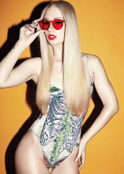 iggy azalea complex New Video: Iggy Azalea   Beatdown