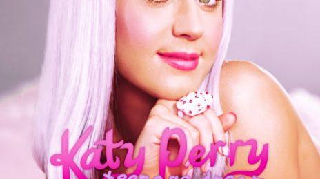 Epic: Katy Perry's 'Teenage Dream' Enjoys 451% Sales Increase