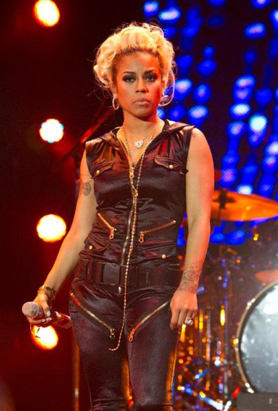 keyshia at essence