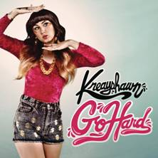 New Video : Kreayshawn - 'Go Hard'