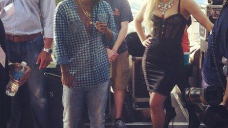 Hot Shots: Lady GaGa Sparks Friendship With Kendrick Lamar
