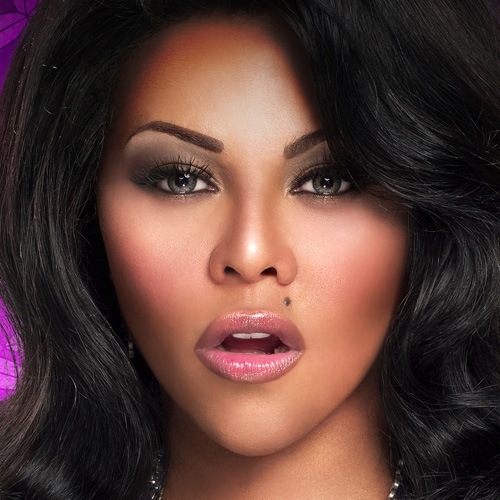 lil kim oface 1 Rap Royal : Lil Kim Endorses New Boyfriend Mr Papers