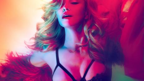 Sneak Peek: Madonna - 'Turn Up The Radio'