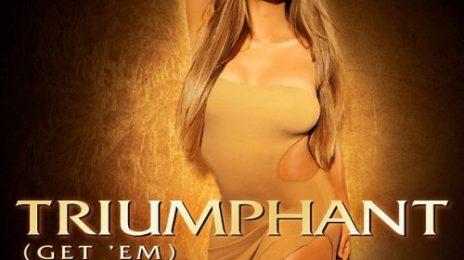 Mariah Carey Unveils 'Triumphant' Single Cover & Release Date