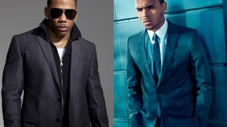 New Song: Nelly & Chris Brown - 'Merry Go Round'