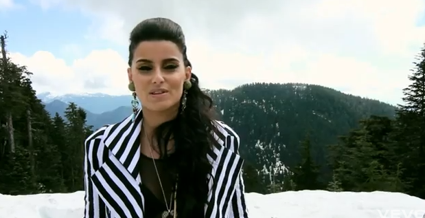 "nellybehindthescenes Behind the Scenes:  Nelly Furtado   ""Spirit Indestructible"""