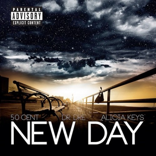 newdaysingle 500x500 New Song : 50 Cent   New Day (Ft Alicia Keys)