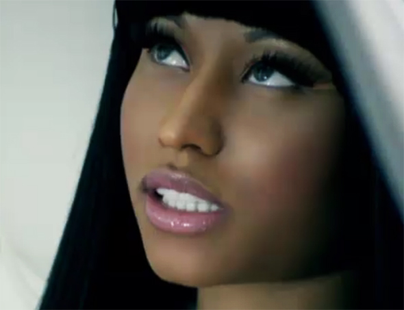 nicki minaj tgjnet Pound The Alarm : Nicki Minaj Extends Lead As Highest Charting Female Rapper