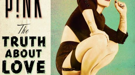 Pink Unwraps 'The Truth About Love' Tracklisting