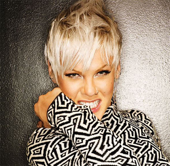 pink New Song: Pink   Blow Me (One Last Kiss)