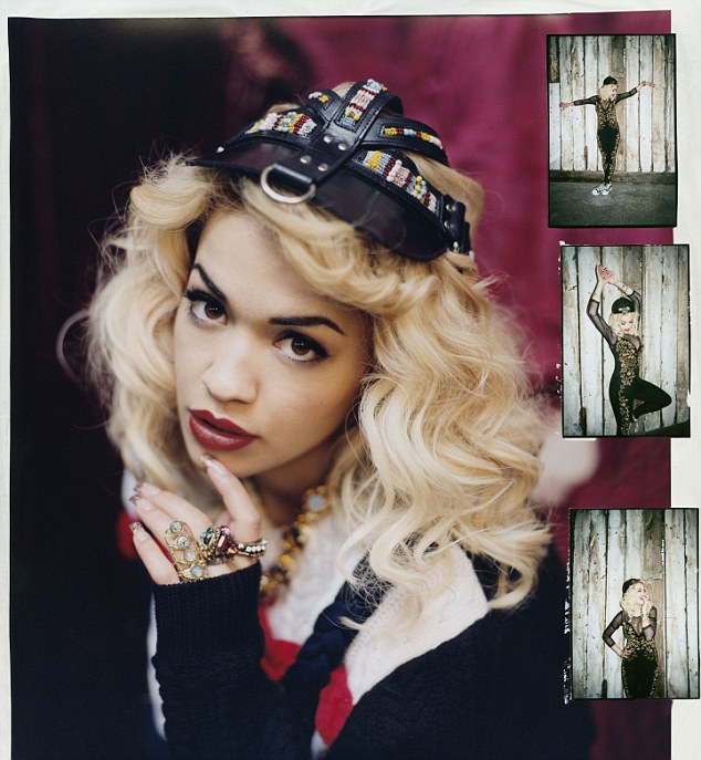 rita asos 2 Hot Shots : Rita Ora Stuns In ASOS Spread