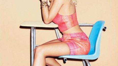 Hot Shot: Rita Ora Sizzles On 'Complex' Cover