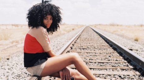 Hot Shots: Solange Glows For 'Railroad'